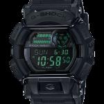 นาฬิกา คาสิโอ Casio G-Shock Limited Military Black Series รุ่น GD-400MB-1 หายาก