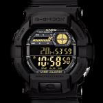 """นาฬิกา คาสิโอ Casio G-Shock Standard digital รุ่น GD-350-1B """"Black Sniper"""""""
