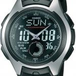 นาฬิกา คาสิโอ Casio STANDARD ANALOG-DIGITAL รุ่น AQ-160W-1B