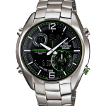 นาฬิกา คาสิโอ Casio EDIFICE ANALOG-DIGITAL รุ่น ERA-100D-1A9V
