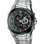 นาฬิกา คาสิโอ Casio EDIFICE ANALOG-DIGITAL รุ่น EFA-119BK-1AV