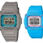 นาฬิกา คาสิโอ Casio G-Shock SETคู่รัก รุ่น DW-D5600P-8&BGD-501-2 Pair Set