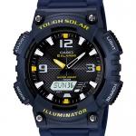 นาฬิกา คาสิโอ Casio SOLAR POWERED รุ่น AQ-S810W-2AV (สีกรม)