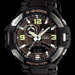 นาฬิกา คาสิโอ Casio G-Shock GRAVITY DEFIER รุ่น GA-1000-1B