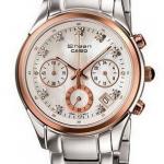 นาฬิกา คาสิโอ Casio SHEEN CHRONOGRAPH รุ่น SHN-5003PS-7A