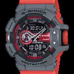"""นาฬิกา คาสิโอ Casio G-Shock Standard Analog-Digital รุ่น GA-400-4B """"NISMO"""" (นำเข้า Japan) หายากมาก"""