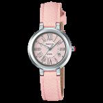 นาฬิกา คาสิโอ Casio SHEEN PINK COLOR SERIES รุ่น SHE-4029L-4A ของแท้ รับประกัน1ปี