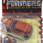 Transformers RA-15 Autobot Mudflap Deluxe Class TAKARA NEW