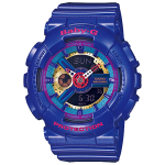 นาฬิกา คาสิโอ Casio Baby-G Standard Girls' Generation Hyper Color series รุ่น BA-112-2A