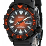 นาฬิกาข้อมือ SEIKO Monster The Fang Automatic รุ่น SRP311J1 Made in Japan