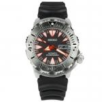 นาฬิกาข้อมือ SEIKO Monster The Fang Automatic รุ่น SRP313K1 สายยาง