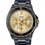 นาฬิกา คาสิโอ Casio STANDARD Analog'men รุ่น MTD-1075BK-9A