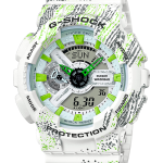 นาฬิกา Casio G-Shock GA-110TX Textile pattern series รุ่น GA-110TX-7A ของแท้ รับประกัน1ปี