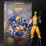 Crazy Toys ASTONISHING X-MEN Wolverine 1/6 Scale 12 inch NEW