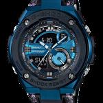 นาฬิกา Casio G-Shock G-STEEL Crystal pattern series รุ่น GST-200CP-2A ของแท้ รับประกัน 1 ปี