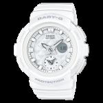 นาฬิกา Casio Baby-G BGA-195 Studs Dial series รุ่น BGA-195-7A ของแท้ รับประกัน1ปี