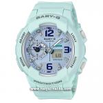 นาฬิกา Casio Baby-G BGA-230SC Sweet Pasted Colors series รุ่น BGA-230SC-3B (สีมิ้นท์พาสเทล) ของแท้ รับประกัน1ปี