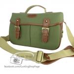 Trendy Bag Army Green (ขนาดกลาง) (Pre)
