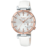 นาฬิกา คาสิโอ Casio SHEEN 3-HAND Analog SHE-4051 series รุ่น SHE-4051PGL-7A ของแท้ รับประกัน1ปี