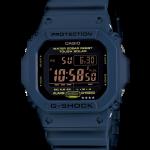 นาฬิกา คาสิโอ Casio G-Shock Limited model Navy Blue Series รุ่น G-5600NV-2
