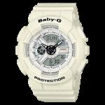นาฬิกา Casio Baby-G Punching Pattern series รุ่น BA-110PP-7A (สายลายฉลุ) ของแท้ รับประกัน1ปี