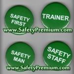 รวมๆเข็มกลัด Safety Team, เข็มกลัด Safety Staff, เข็มกลัดSafety Man, เข็มกลัดSafety First, เข็มกลัดSafety Trainer, เข็มกลัดTrainee, เข็มกลัดTrainer