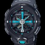 นาฬิกา Casio G-Shock GA-500P Punching pattern series รุ่น GA-500P-1A ของแท้ รับประกัน1ปี