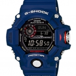 """นาฬิกา คาสิโอ Casio G-Shock RANGEMAN Limited รุ่น GW-9400NVJ-2JF """"Men in Navy Japan"""" (JAPAN ONLY)"""
