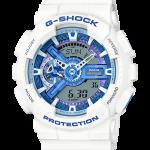 นาฬิกา Casio G-Shock White & Blue series รุ่น GA-110WB-7A ของแท้ รับประกัน 1 ปี