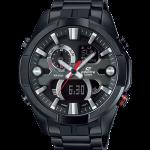 นาฬิกา คาสิโอ Casio EDIFICE ANALOG-DIGITAL รุ่น ERA-201BK-1A