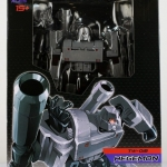Transformers 3rd Party ToyWorld - TW-01B Hegemon 2nd Edition ( Megatron )