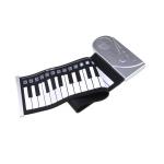 Roll Up Piano เปียโนไฟฟ้า พกพา-พับได้ (119B)