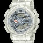 นาฬิกา Casio G-Shock GA-110CR เจลลี่ใส CORAL REEF series รุ่น GA-110CR-7A (เจลลี่ขาวใส) ของแท้ รับประกัน1ปี
