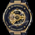 นาฬิกา Casio G-Shock G-STEEL GST-400G series รุ่น GST-400G-1A9 (สีดำทอง) ของแท้ รับประกัน1ปี
