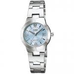 นาฬิกา คาสิโอ Casio STANDARD Analog'women รุ่น LTP-1241D-2AV ของแท้ รับประกัน 1 ปี