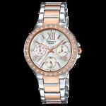 นาฬิกา คาสิโอ Casio SHEEN MULTI-HAND รุ่น SHE-3052SPG-7A ของแท้ รับประกัน1ปี