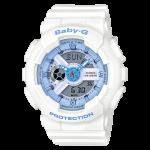 นาฬิกา Casio Baby-G Beach Pastel Color series รุ่น BA-110BE-7A ของแท้ รับประกัน1ปี