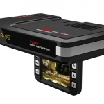 กล้องติดรถ GPS VGR HD (+เครื่องตรวจจับกล้องจับความเร็ว)