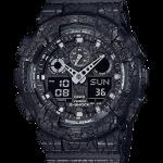 นาฬิกา Casio G-Shock GA-100CG Cracked pattern series รุ่น GA-100CG-1A ของแท้ รับประกัน1ปี