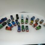 รถไฟโธมัสแบบไขลาน ขนาดเล็ก