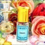 Amore กลิ่นหอมที่แฝงความอบอุ่น และคุ้นเคยสำหรับสาวเอเซีย ตัวแทนของความเป็นตะวันออก น่าจดจำ และชวนให้นึกถึง