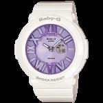 นาฬิกา คาสิโอ Casio Baby-G Neon Illuminator รุ่น BGA-161-7B1