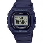 นาฬิกา Casio STANDARD DIGITAL W-218 series รุ่น W-218H-2AV ของแท้ รับประกัน1ปี