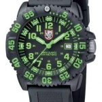 นาฬิกา Luminox รุ่น LUMINOX XS.3067 EVO Navy SEAL Dive Watch Colormark (green)