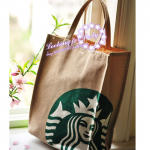 ถุงช้อปปิ้ง Starbucks