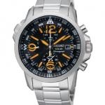 นาฬิกาข้อมือ SEIKO Solar Chronograph รุ่น SSC077P1