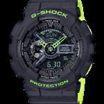 นาฬิกา Casio G-Shock GA-110LN Layered Neon colors series รุ่น GA-110LN-8A ของแท้ รับประกัน1ปี