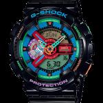 นาฬิกา Casio G-Shock Limited Multi-Color series Crazy Color 2016 รุ่น GA-110MC-1A ของแท้ รับประกัน1ปี