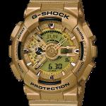 นาฬิกา คาสิโอ Casio G-Shock Limited model Crazy Gold series รุ่น GA-110GD-9A
