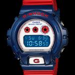 นาฬิกา คาสิโอ Casio G-Shock Limited model Red&Blue series รุ่น DW-6900AC-2DR
